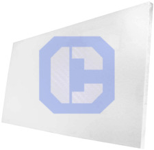 "Ceramic Fiber Insulation Board 2300°F 1"" X 24"" X 36"" Thermal Insulation"