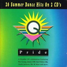 compilation, Q PRIDE, 26 Summer Dance Hits, Various Artists 2CD