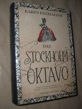 Karen Engelmann: Das Stockholm Oktavo (Gebundene Ausgabe)