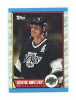 1989-90 Topps #156 Wayne Gretzky Los Angeles Kings Card
