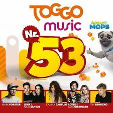 Various - Toggo Music 53 CD NEU OVP