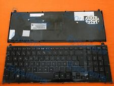Spanish Keyboard For HP PROBOOK 4520S 4520 laptop Teclado SP Black With Frame