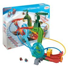New Thomas & Friends Minis Motorised Raceway Track Set 2 Train Engines Official