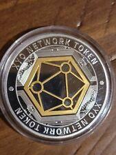 Xyo Silver - Plated Collector's Coin Token