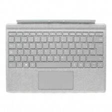 Microsoft Surface Pro 4 Type Cover (A1725) Alacantara grau Sehr guter Zustand