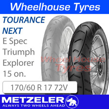 Metzeler Tourance Next 170/60R17 72V T/L (E) Triumph Explorer 15-