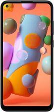 Samsung Galaxy A11 SM-A115A 32GB (AT&T GSM Desbloqueado) Teléfono Negro Excelente