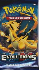 ~Pokemon XY Evolutions Booster Pack M Charizard Dragonite Venusaur EX Card ~!
