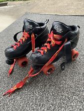 Authentic Vintage Sonic Drive-In Roller Skates Size Nine Free Shipping