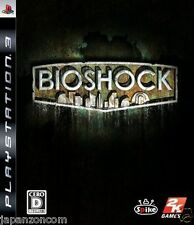 Used PS3  Bioshock SONY PLAYSTATION 3 JAPAN JAPANESE IMPORT