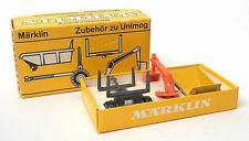 Marklin (Germany) Rak 1800 Series 1:43 Unimog Accessories No.1833 1960s-70s