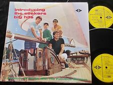 SEEKERS, The Introducing The Seekers Big Hits 2x LP W&G