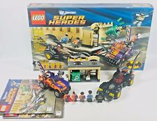 LEGO 6864 DC Universe Super Heroes Batmobile Two-Face Chase - 100% Box +Minifigs