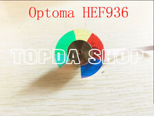 1pc Original Optoma HEF936 rojection color wheel#SS