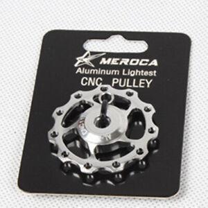 Bicycle Rear Derailleur Al Alloy 11/13T MTB Road Bik Bearing Jockey Wheel Gear