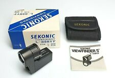 SEKONIC VIEWFINDER 5° for L - 328 e L - 318
