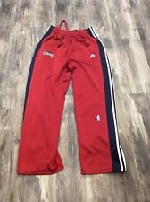 VINTAGE Adidas Cleveland Cavaliers Tear Away Warm Up Shooting Pants Sz M Cavs