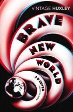 Brave New World: Special 3D Edition (Vintage Classics) by Huxley, Aldous | Paper
