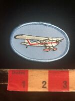 Oval Aviation Airplane Patch 03WE