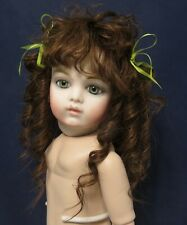 """46CM(18"""") BRU JNE 13 WITH JOINTED BODY  BISQUE LOWER ARMS UNDRESSED REPRODUCTION"""