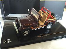 Jeep C7 Laredo 1986 1:43 IXO  -CLC189