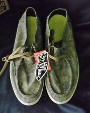 VANS RARE RATA VULC DANE REYNOLDS CEDAR SURF SHOES MEN'S SIZE 11.5 NEW W/O BOX