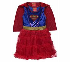 George Supergirl Fancy Dress Outfit Dressing Up Costume Book Day