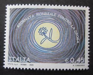 Medizin Gegen Drogen Welttag Italien 2005