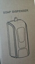 """Automatic Soap Dispenser Hands Free Sensor Touchless Add Your Own Soap 13"""" x 11"""""""