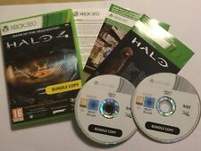 PAL XBOX 360 GAME HALO 4 GAME OF THE YEAR EDITION COMPLETE WITH 10 UNUSED DLC'S