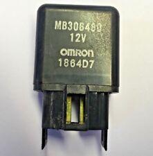 Mitsubishi (1990-2005) 4-Pin Multi Uso Negro Relé Omron MB306480 12V - #6