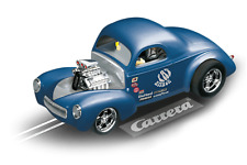 * TOP Tuning *  Carrera Digital 132  -  Hotrod '41 Willys Coupe High Performance