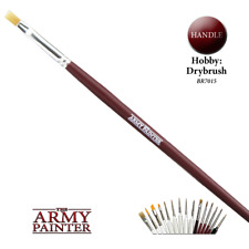 Army Painter Hobby Brush - Drybrush Brush BR7015 New