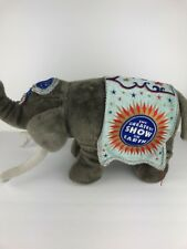 Ringling Bros. Circus Greatest Show On Earth Plush Elephant, 136th Edition