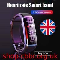 Letike GT101 Smart watch  Bracelet monitor heart rate & sleeping Fitness Tracker