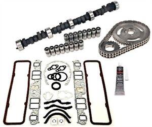 Lunati 10120703LK1 Voodoo Camshaft and Lifter Kit Includes: Voodoo Hydraulic Fla