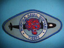 New listing Patch Us Navy Norfolk Naval Shipyard Tigers