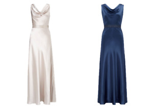 Ex John Lewis Dessa Occasion Prom Ball Gown Dress 2 Colours Size 8 - 14 (W15.50)
