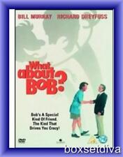 WHAT ABOUT BOB? (1991) **BRAND NEW  DVD **