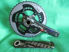 SRAM Red 22 X-Glide Compact - 50/34T - 11 Speed Chainset - 170mm Crank