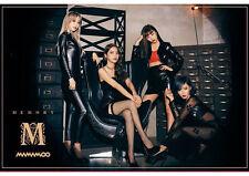 "SJ7shop   [MAMAMOO] ""MEMORY]"" 4th Mini Album CD+POSTER+Photo Book+Photo Card"