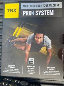 TRX Pro 4 Suspension Training Kit !!!! Brand New!!! Sealed!!! Retail  Box!!