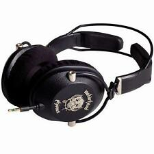 Motorheadphones MOTORIZER Over-Ear TURNABLE DJ Style Cuffie Nere