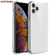 TPU ShockProof Antishock Case Protector Camera protection for iPhone 11 Pro Max
