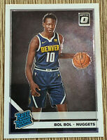 2019-20 Panini Optic Bol Bol Rated Rookie RC Nuggets #162 🔥 Invest! Qty