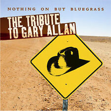 Tribute to Gary Allan: Nothin on But Bluegrass 2006 by Tribute to Gary Allan