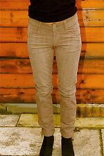 pantalon velours camel M&F GIRBAUD tiagageddon T 27 (36-38)  NEUF ÉTIQUETTE