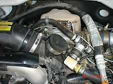 Turbo Sock! Fits 04.5-16 3 LAYER! Duramax 6.6! Lower Temps! Great for Towing!