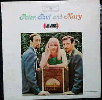 PETER PAUL AND MARY MOVING VINYL LP AUSTRALIA