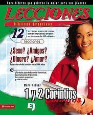NEW - Lecciones Biblicas Creativas 1 Y 2 Corintios (Spanish Edition)
